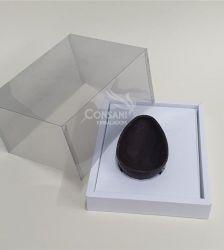 Cx. Dobradura Tripla p/ 1 Ovo de Colher (250/350/500 grs ) - Simples